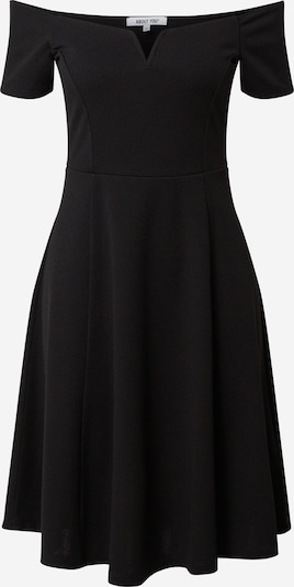 ABOUT YOU Kleid 'Fabia Dress' in schwarz: Frontalansicht