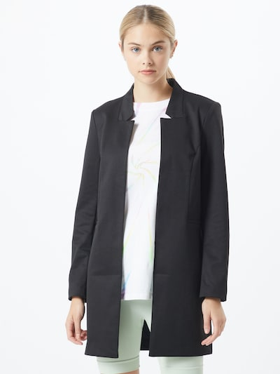 Blazer švarkas 'PENNY' iš ONLY , spalva - juoda, Modelio vaizdas