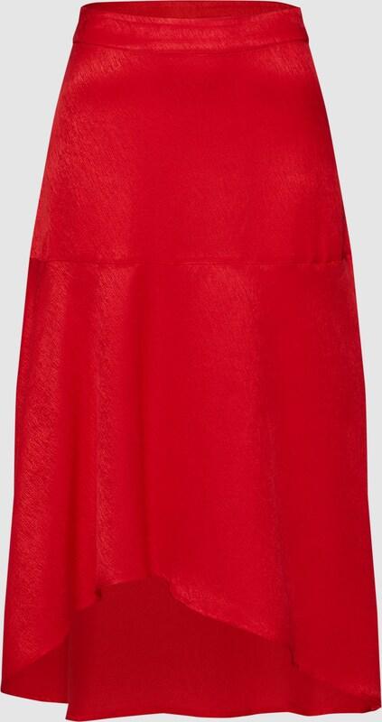 NORR Rock 'Harper Skirt' in rot  Neu in diesem Quartal