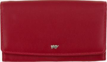 Braun Büffel Geldbörse 'Golf 2.0' in Rot