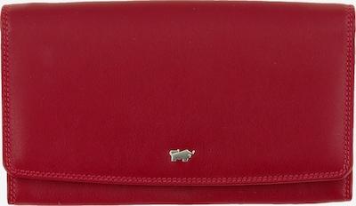 Braun Büffel Geldbörse 'Golf 2.0' in rot, Produktansicht