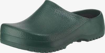 BIRKENSTOCK Clogs 'Super Birki' in dunkelgrün, Produktansicht