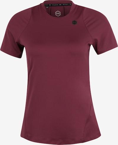 UNDER ARMOUR Sport-Shirt 'Rush' in lila, Produktansicht
