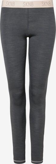 Skiny Leggings in grau, Produktansicht