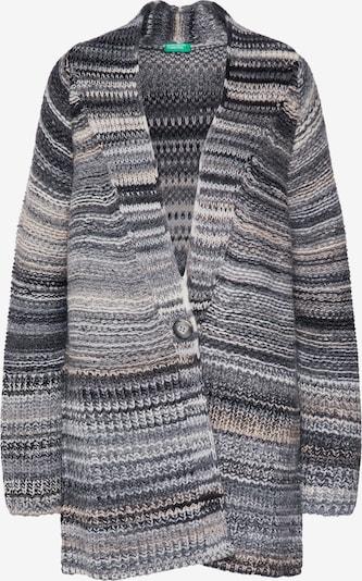 UNITED COLORS OF BENETTON Pletena jopa | mešane barve barva, Prikaz izdelka