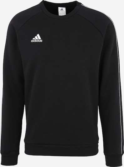 ADIDAS PERFORMANCE Sweatshirt 'Core' in schwarz, Produktansicht