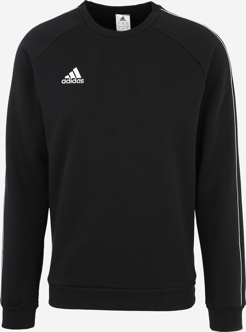 ADIDAS PERFORMANCE Sweatshirt 'Core' in Schwarz | ABOUT YOU