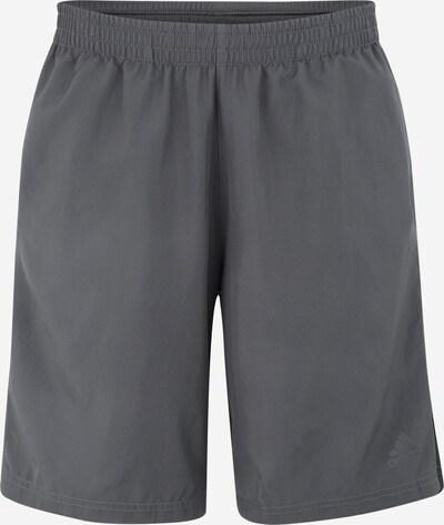 ADIDAS PERFORMANCE Sport-Hose 'OWN_THE_RUN_SH' in grau / schwarz, Produktansicht