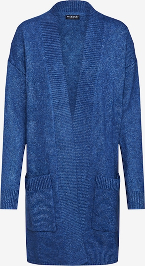 re.draft Strickjacke 'Knit Cardigan' in blau, Produktansicht