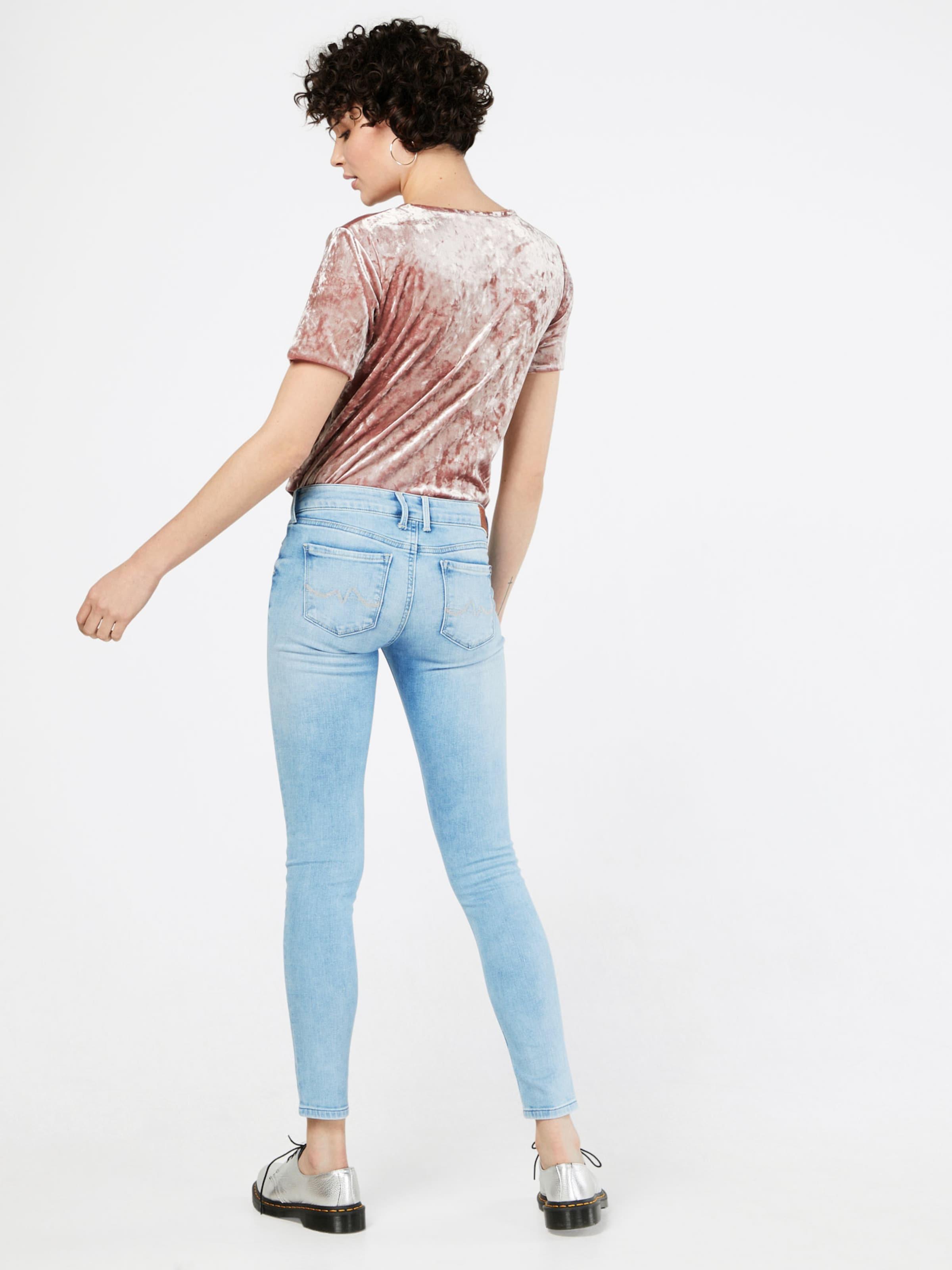 Pepe Jeans 'soho' In Lichtblauw Pepe In Jeans Lichtblauw 'soho' wXTuPkZiO