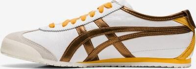 Onitsuka Tiger Sneaker 'Mexico 66' in dunkelbraun / orange / weiß, Produktansicht