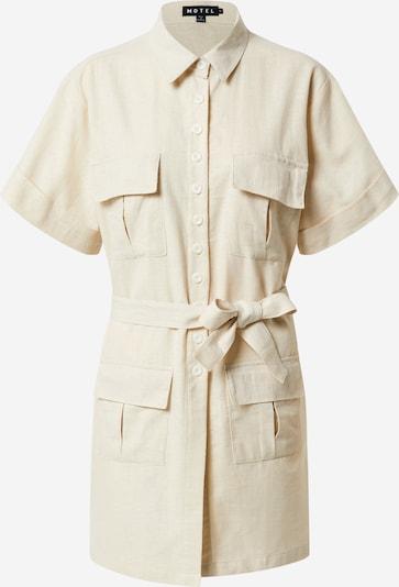 Motel Košilové šaty 'Denaya' - písková, Produkt