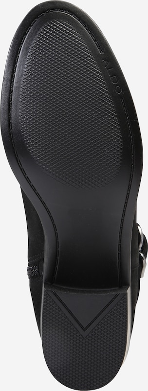 ALDO Overknee laarzen in Zwart | ABOUT YOU