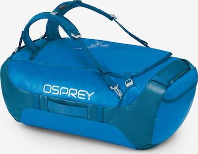 Osprey Reisetasche 'Transporter 95' in blau, Produktansicht
