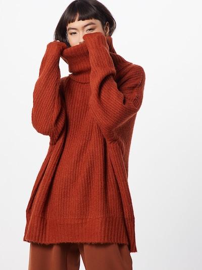 GLAMOROUS Sweter w kolorze rdzawoczerwonym: Widok z przodu