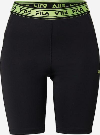 FILA Hose 'ULAN' in schwarz, Produktansicht