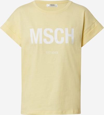 MOSS COPENHAGEN Shirt 'Alva' in hellgelb, Produktansicht