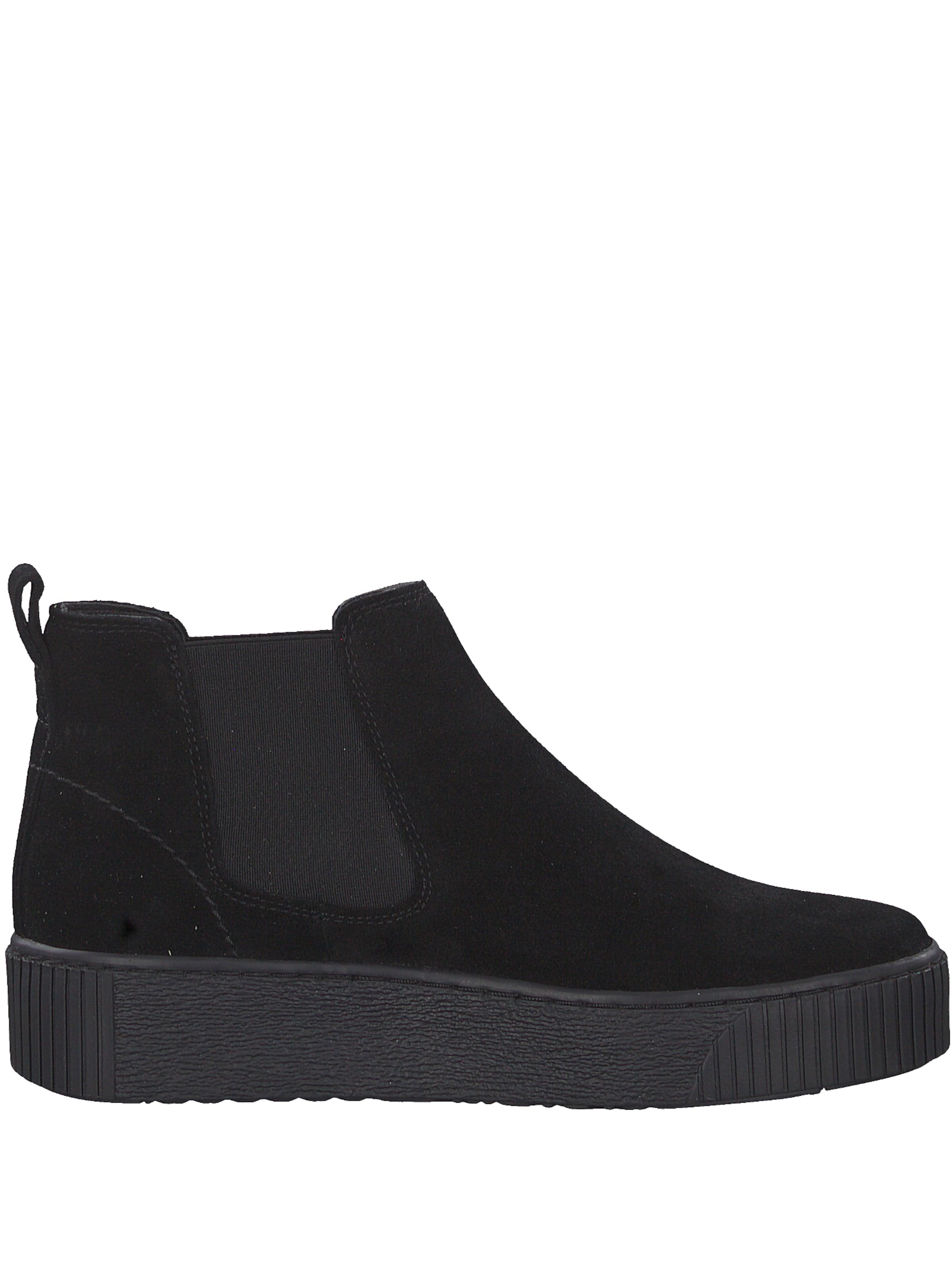 Tamaris En Chelsea En Boots Noir Chelsea Tamaris Boots R54AjL