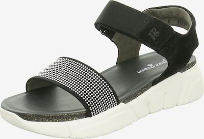 Paul Green Sandale in schwarz, Produktansicht