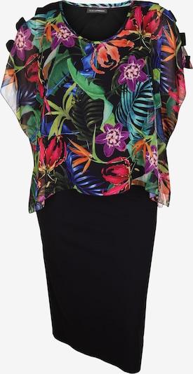 Doris Streich Kleid in mischfarben / schwarz, Produktansicht