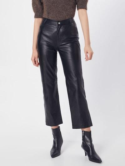 OBJECT Hose 'TIFANNY' in schwarz, Modelansicht
