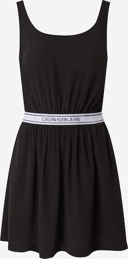 Calvin Klein Jeans Šaty - čierna / biela, Produkt