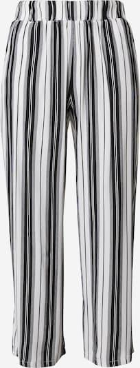 Tally Weijl Pantalon en noir / blanc: Vue de face