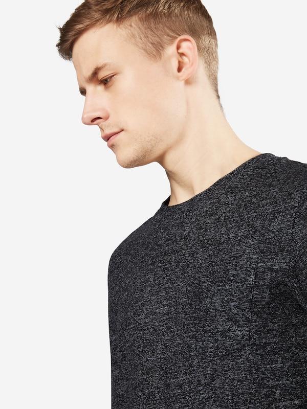 Jack & Jones Shirt Jcoozil Tee Ls Crew Neck Noos