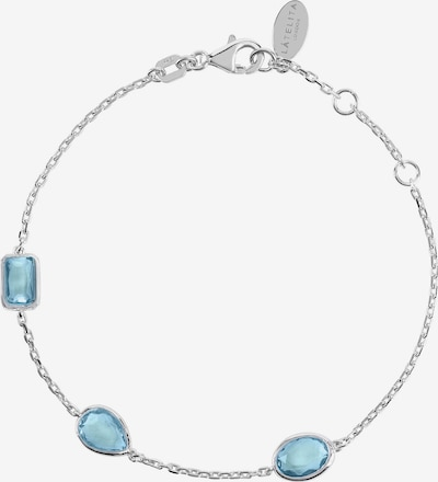 Latelita Armband in blau / silber, Produktansicht