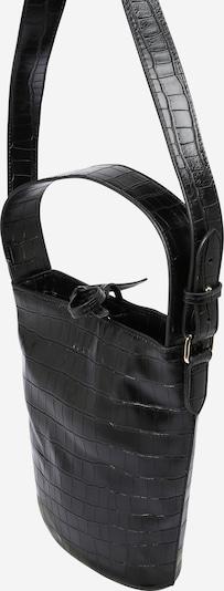 NA-KD Torba na ramię 'trapez bucket' w kolorze czarnym, Podgląd produktu