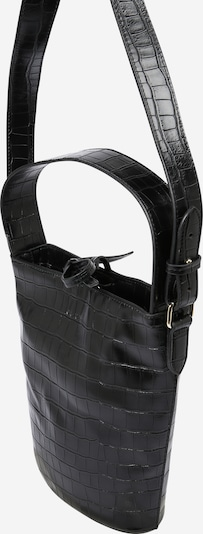NA-KD Kabelka na rameno 'trapez bucket' - čierna, Produkt