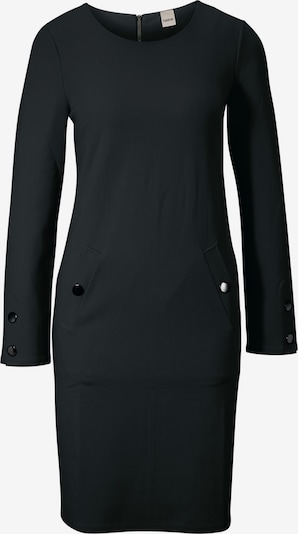 heine Klasiska tipa kleita pieejami melns: Priekšējais skats