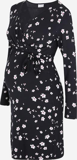 MAMALICIOUS Umstandskleid in schwarz / weiß, Produktansicht