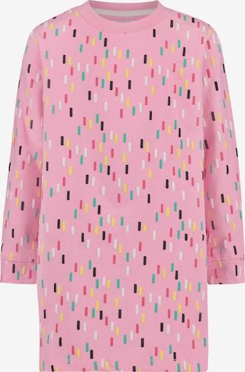 Noppies Kleid 'Pratt' in jade / pink / schwarz / weiß, Produktansicht