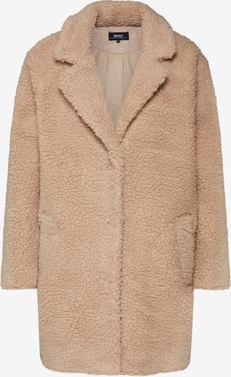 Palton de primăvară-toamnă 'onlAURELIA SHERPA COAT CC OTW' ONLY pe nisip, Vizualizare produs