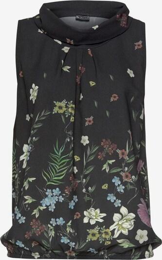 LAURA SCOTT Blusentop in mischfarben / schwarz, Produktansicht