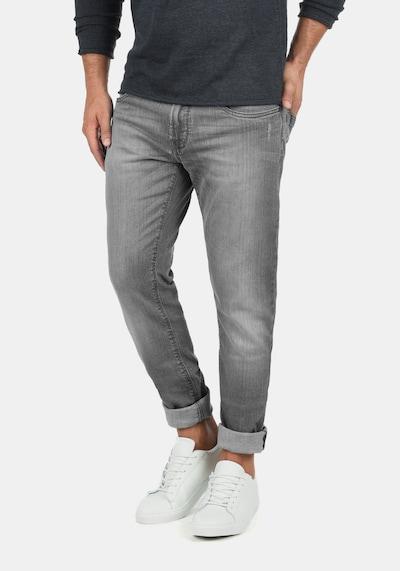 INDICODE JEANS 5-Pocket-Jeans 'Quebec' in grau, Produktansicht