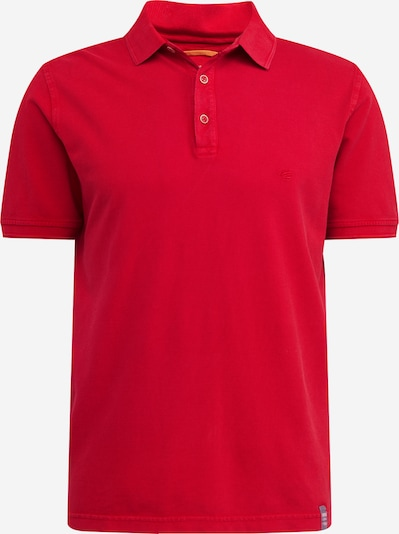CAMEL ACTIVE T-Shirt en rouge, Vue avec produit