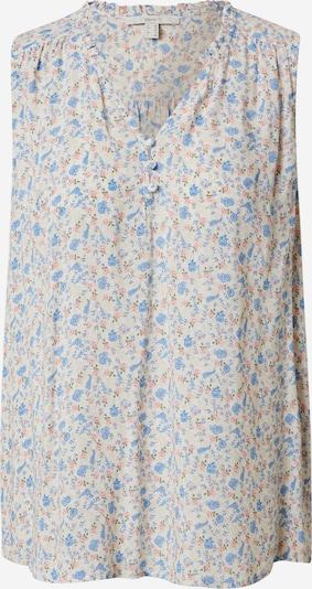 ESPRIT Bluzka w kolorze mieszane kolory / białym, Podgląd produktu