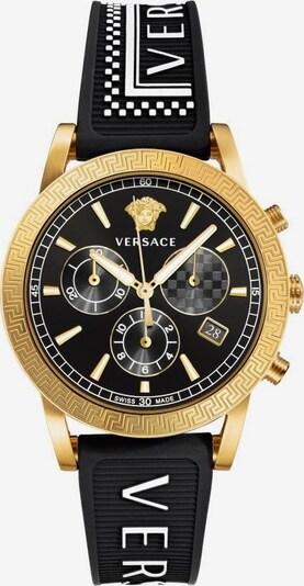 VERSACE Uhr 'Sport tech 40, VELT00119' in gold / schwarz / weiß, Produktansicht