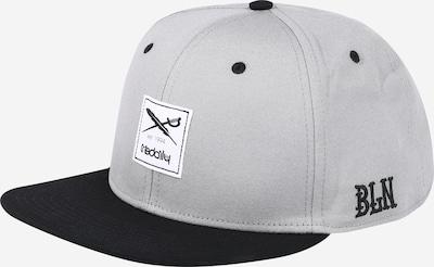 Iriedaily Basecap 'Daily Contra' in grau / schwarz, Produktansicht