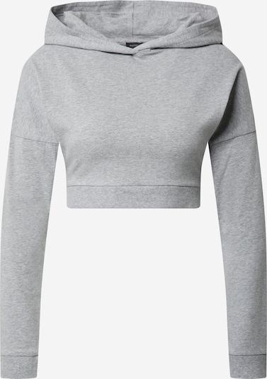 DIESEL Sweat-shirt en gris chiné, Vue avec produit