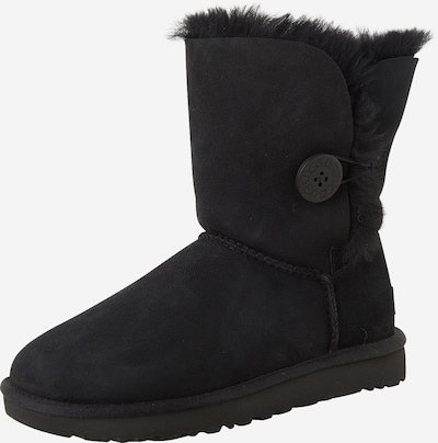 UGG Boots 'Bailey Button II' in schwarz, Produktansicht