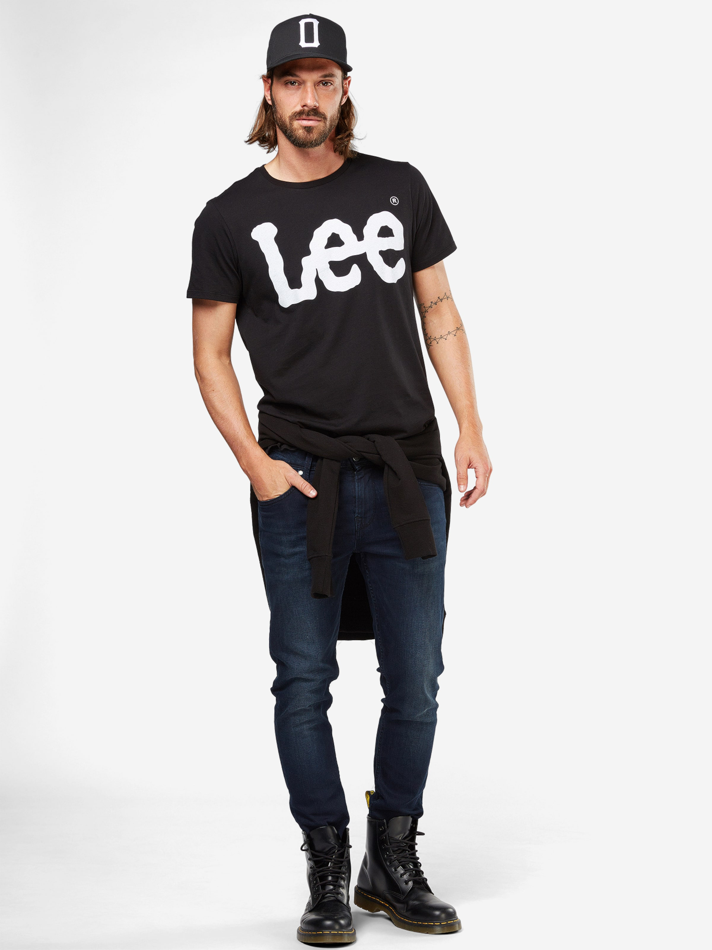 Lee T-Shirt Erhalten Authentisch Zu Verkaufen Spielraum Niedrigsten Preis 2018 Neueste Preiswerte Online Billig 2018 Neu Freies Verschiffen Niedriger Versand rVXZK