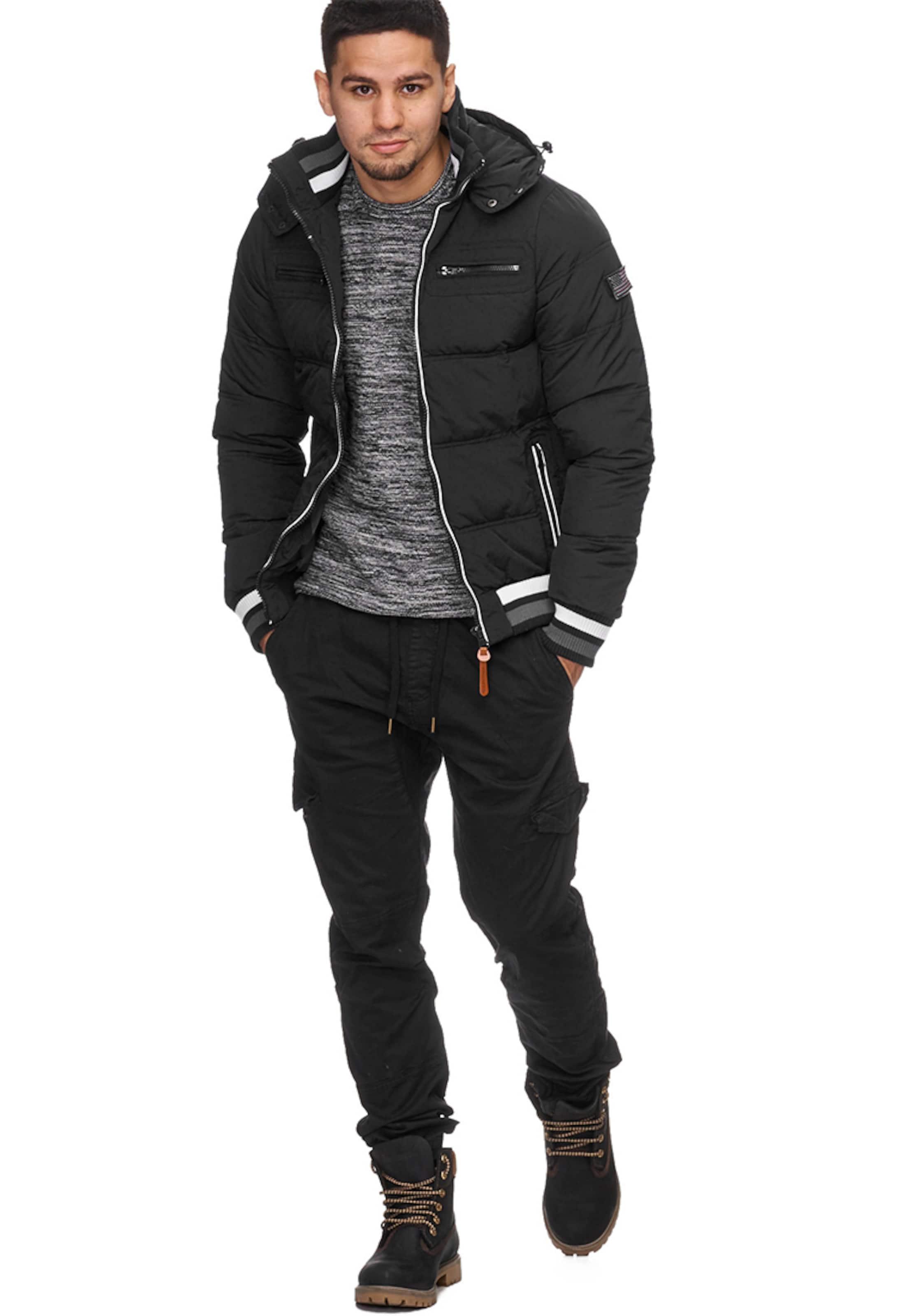 Jeans Marlon Noir En Veste ' Indicode D'hiver PTwOZikuX