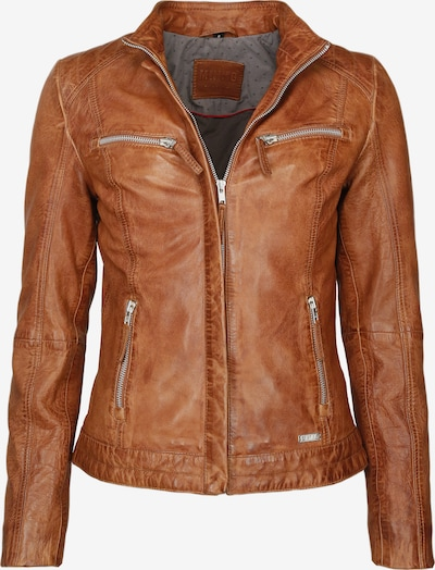 MUSTANG Jacke 'Amilia' in cognac, Produktansicht