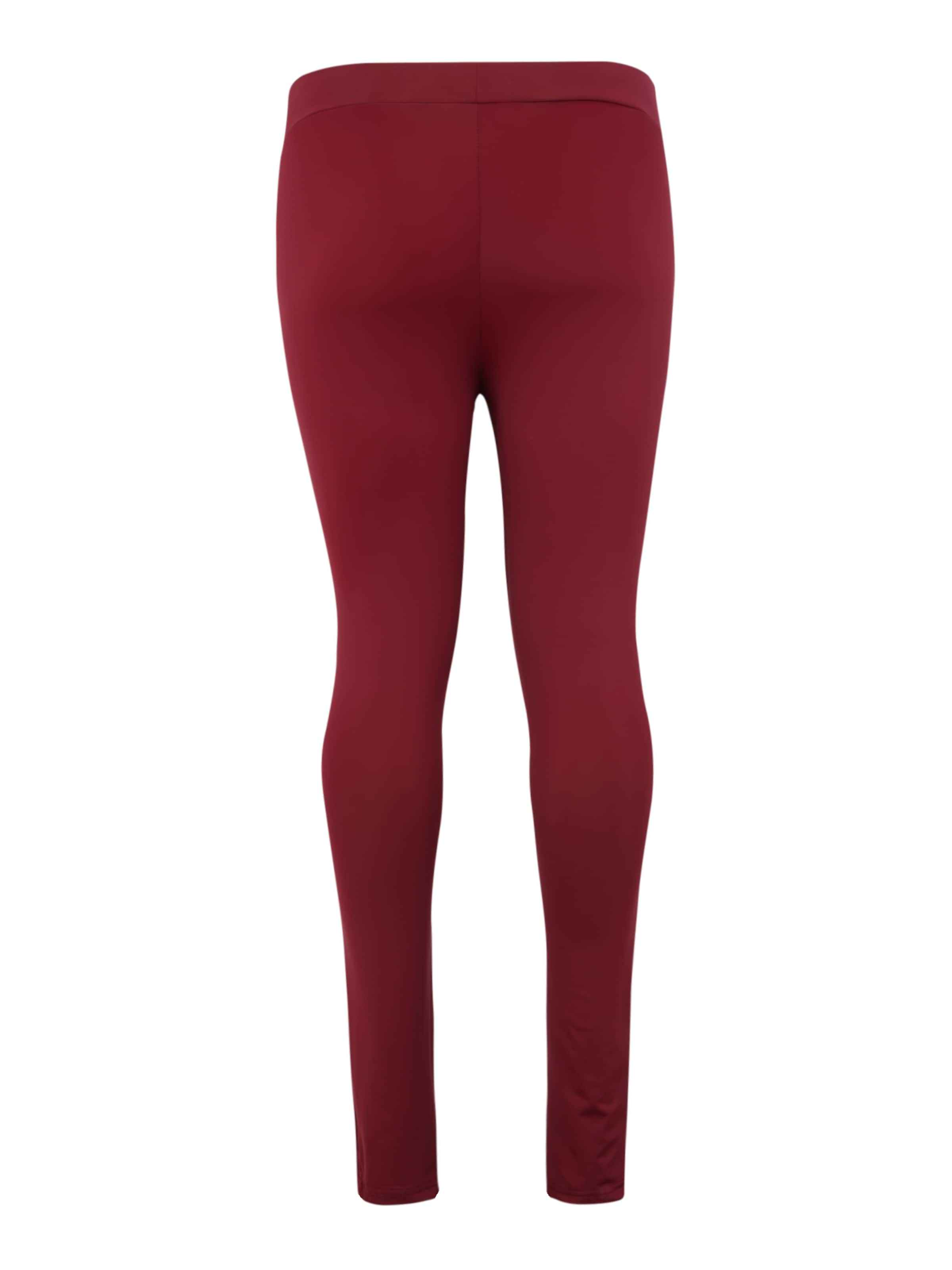 Tech Urban 'ladies Mesh Weinrot Curvy In Classics Legging' Hosen l1KJ3FcT