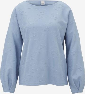 heine Sweatshirt in Blue