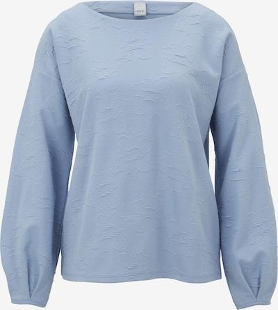 heine Sweatshirt in himmelblau, Produktansicht