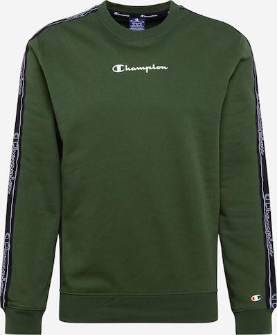Champion Authentic Athletic Apparel Mikina - zelená melírovaná / čierna / biela, Produkt